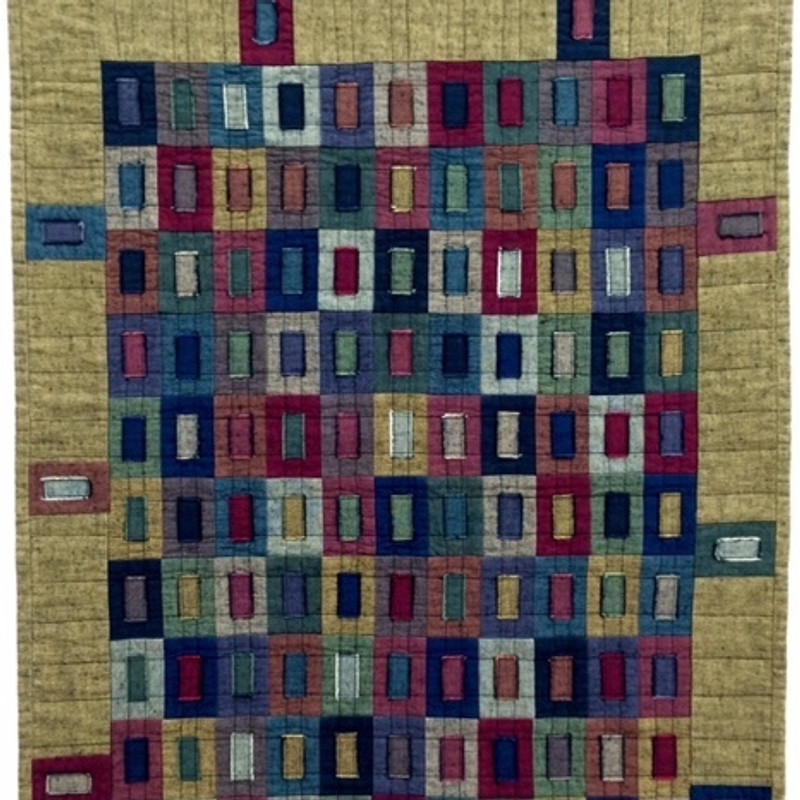 City Nights Quilt Pattern PQCN-0914