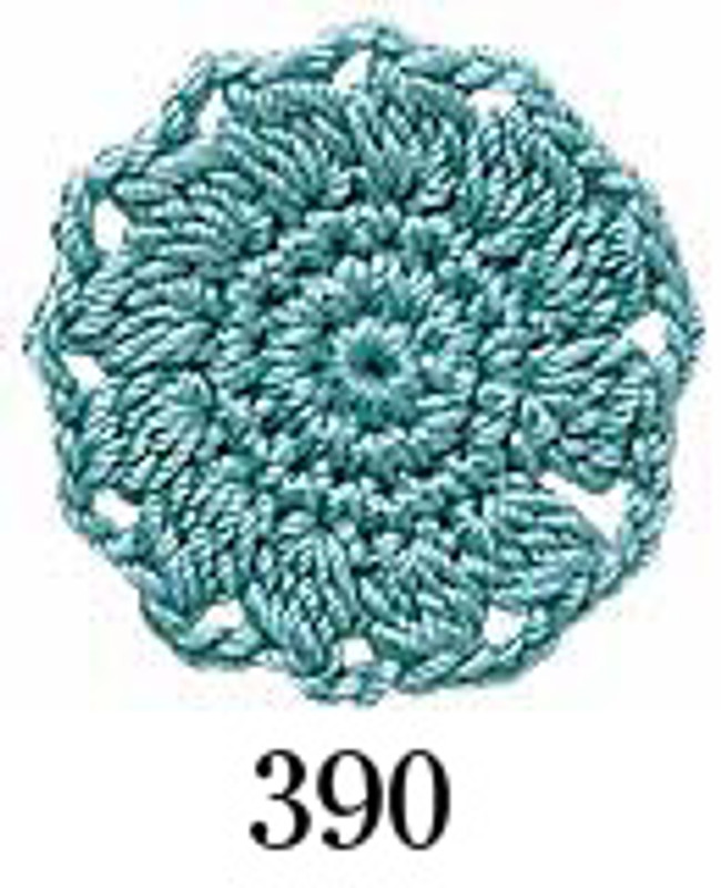 Crochet Thread Emmy Grande Solid Bay Blue EGS-390