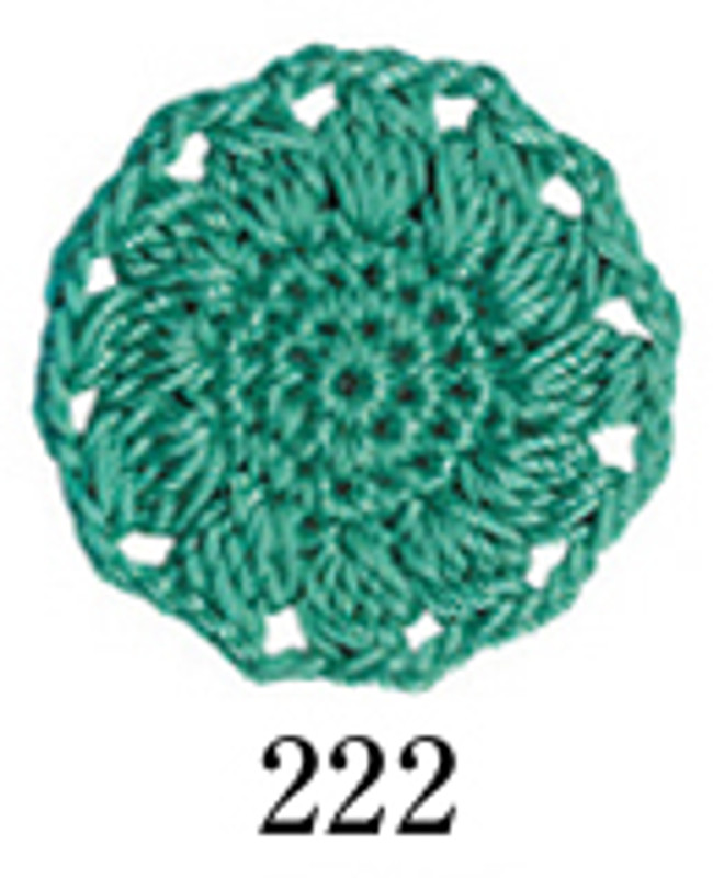Crochet Thread Emmy Grande Colours Aqua EGC-222