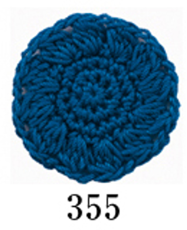 Crochet Thread Emmy Grande Colours Dark Blue EGC-355