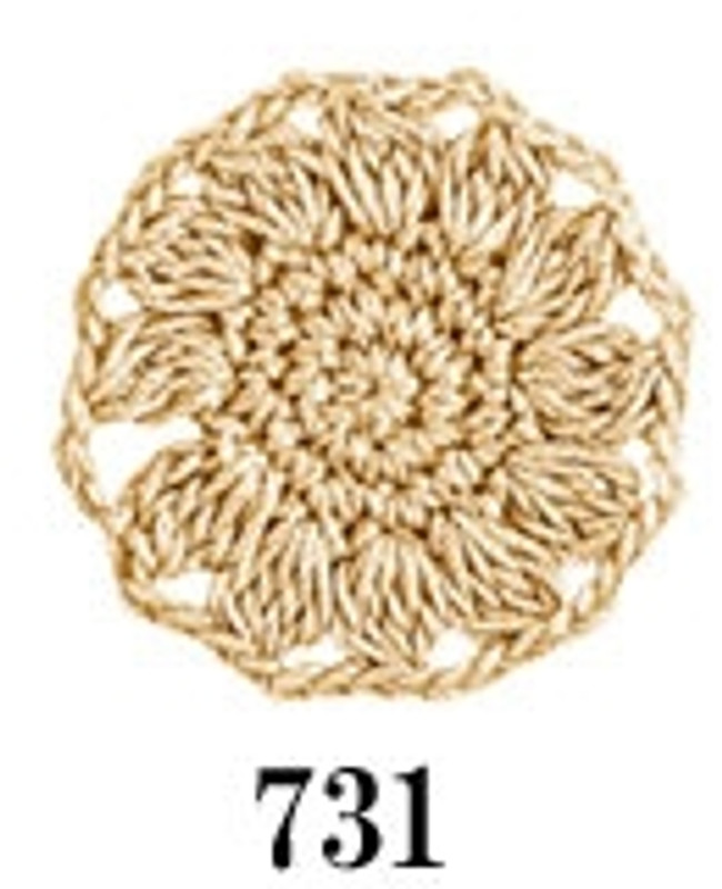 Embroidery Thread Emmy Grande Colours Light Beige EGC-731