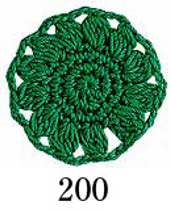 Embroidery Thread Emmy Grande Solid Emerald Green EGS-200