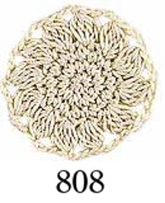 Crochet Thread Emmy Grande Solid Natural EGS-808