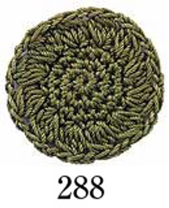 Crochet Thread Emmy Grande Solid Seaweed Green EGS-288