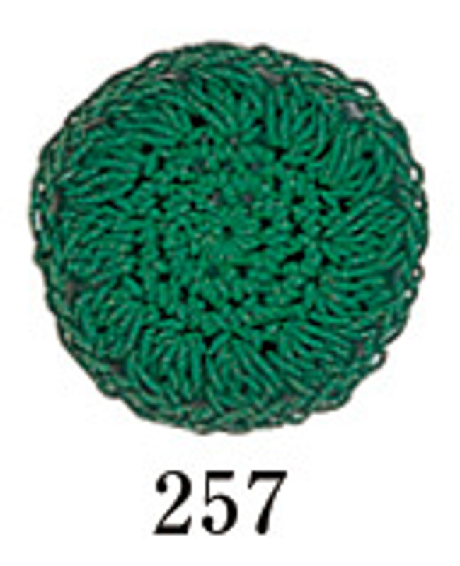 Crochet Thread Gold Label Forest Green GL-257