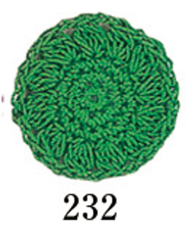 Crochet Thread Gold Label Grass Green GL-232