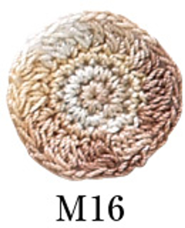 Crochet Thread Gold Label Mixed GL-M16
