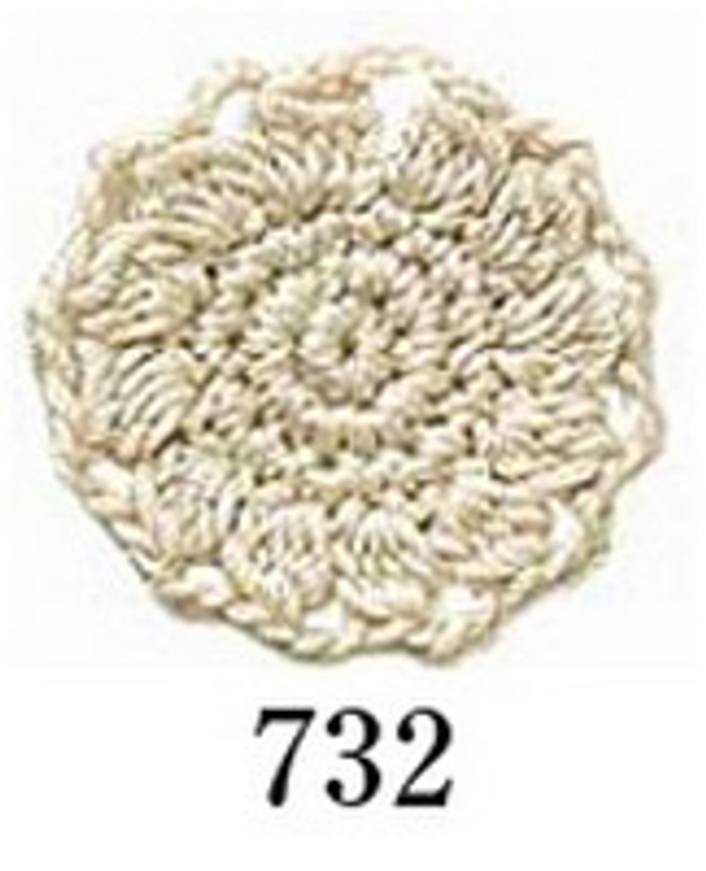 Crochet Thread Herbs Eggshell EGH-732