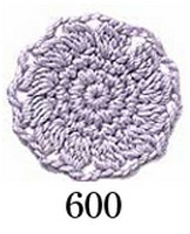 Crochet Thread Herbs Mauve EGH-600