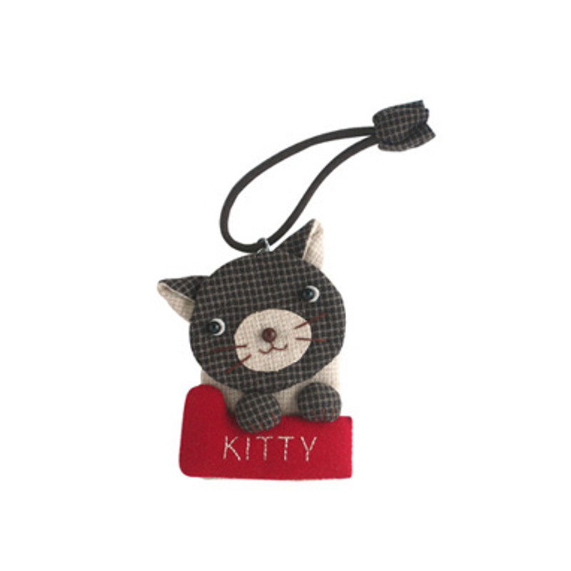 Olympus Patchwork Kit Key Holder Kitty PA-526