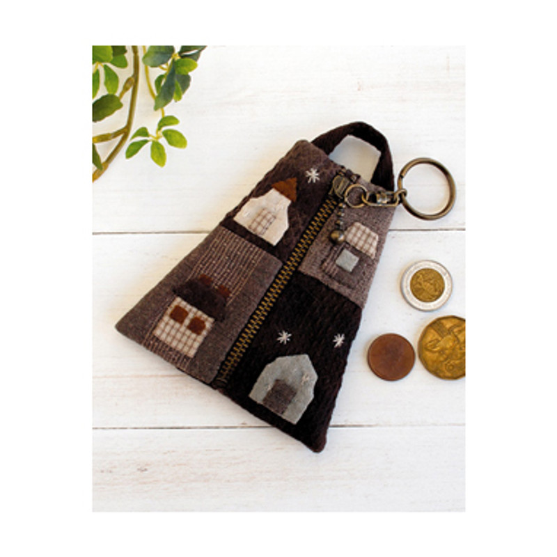 Key Ring Coin Purse SP-2