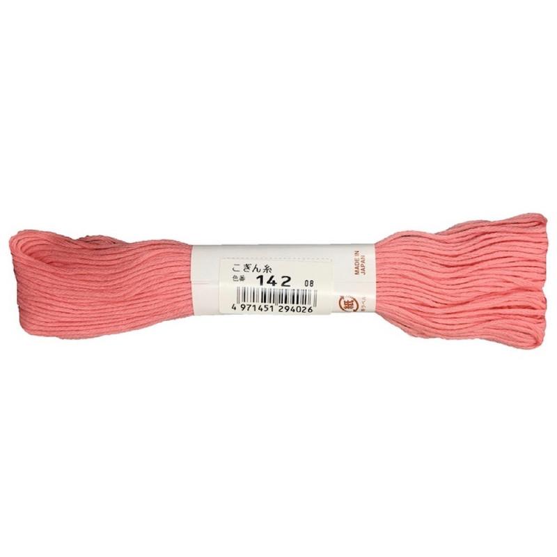 Kogin Thread 18mt Pink KT-142