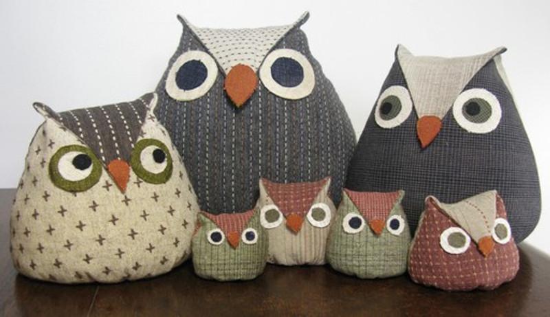 Superbe Lucky Owl Pattern PTLO 0416 ...