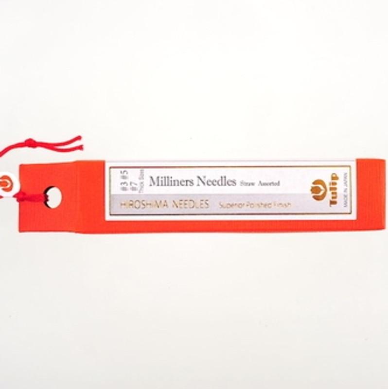 Milliners Needles #3 #5 #7