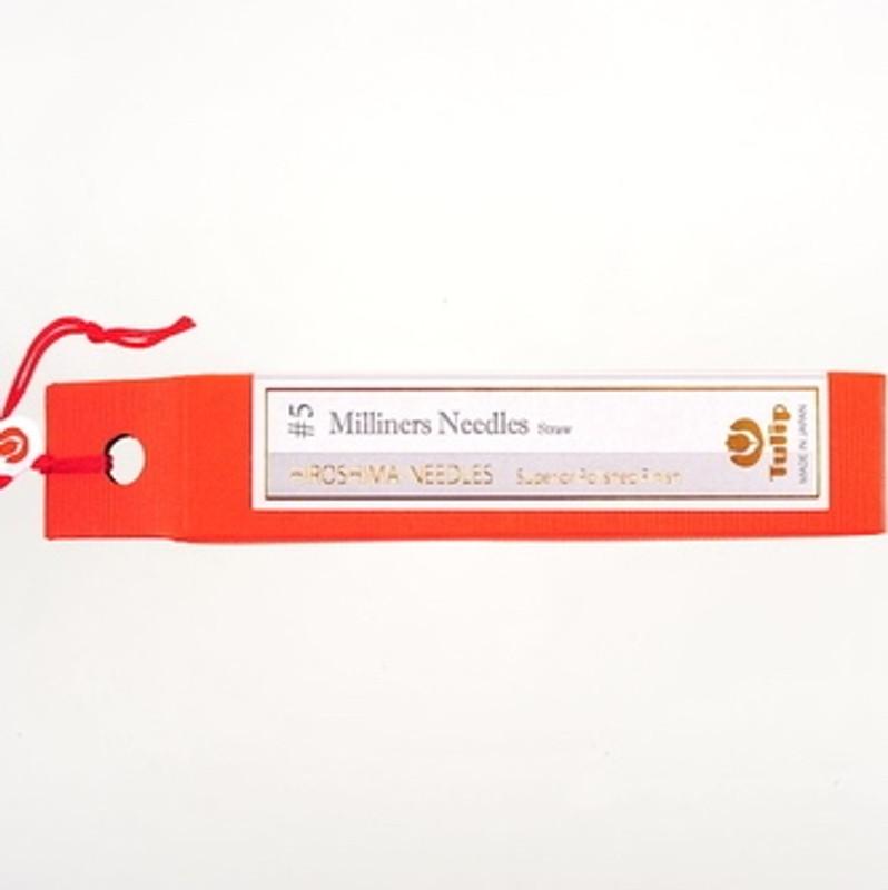 Milliners Needles #5