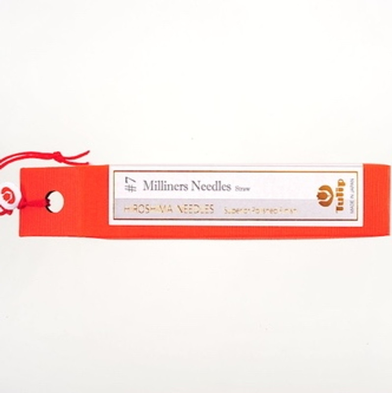Milliners Needles #7 THN-078e