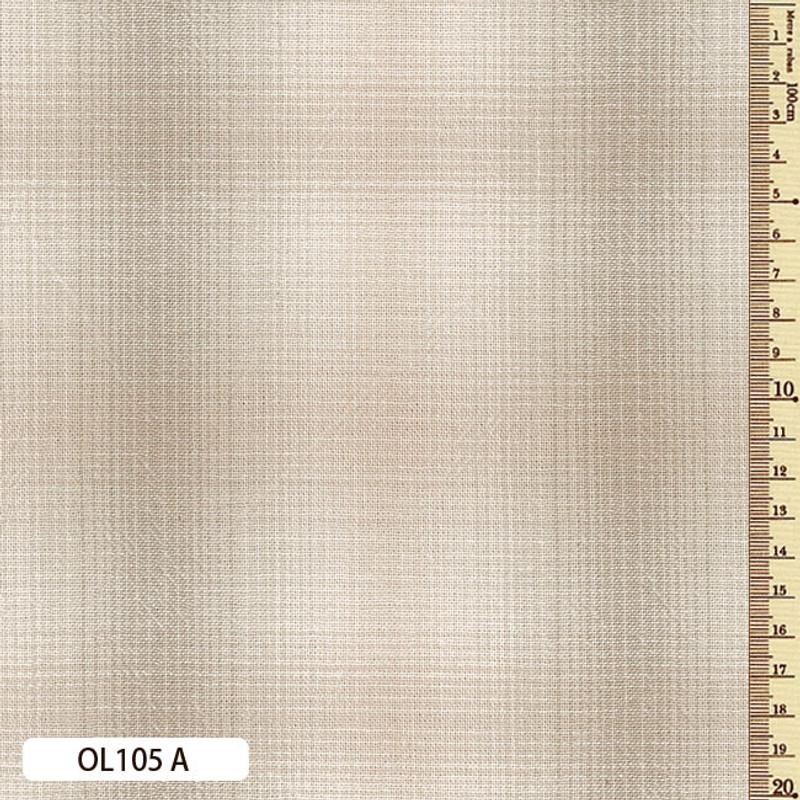 Sakizome Momen Fabric Original 105A Light Beige OL105A