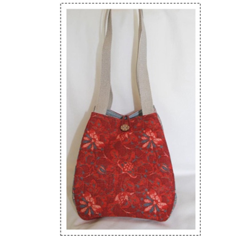 Petal Bag Pattern PBP-0865