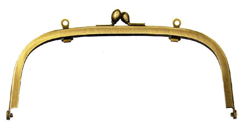 Purse Frame 6 BK-2273