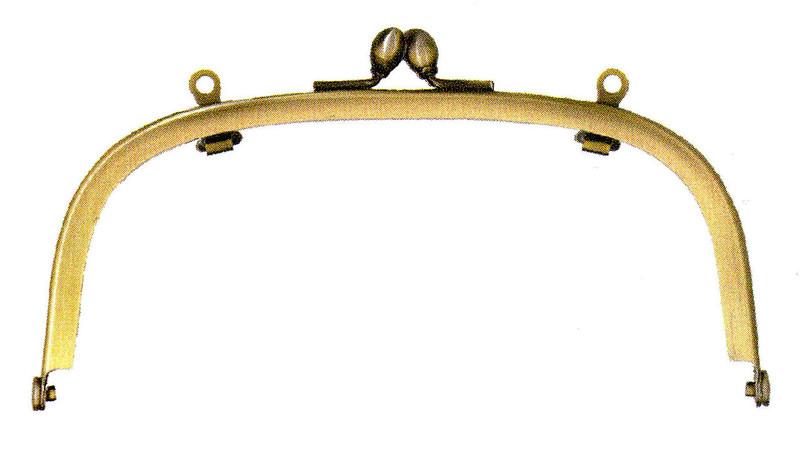 Purse Frame 11 BK-1873AG