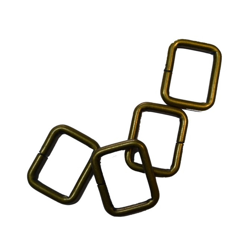 Rectangle Ring 4pk AK-5-25