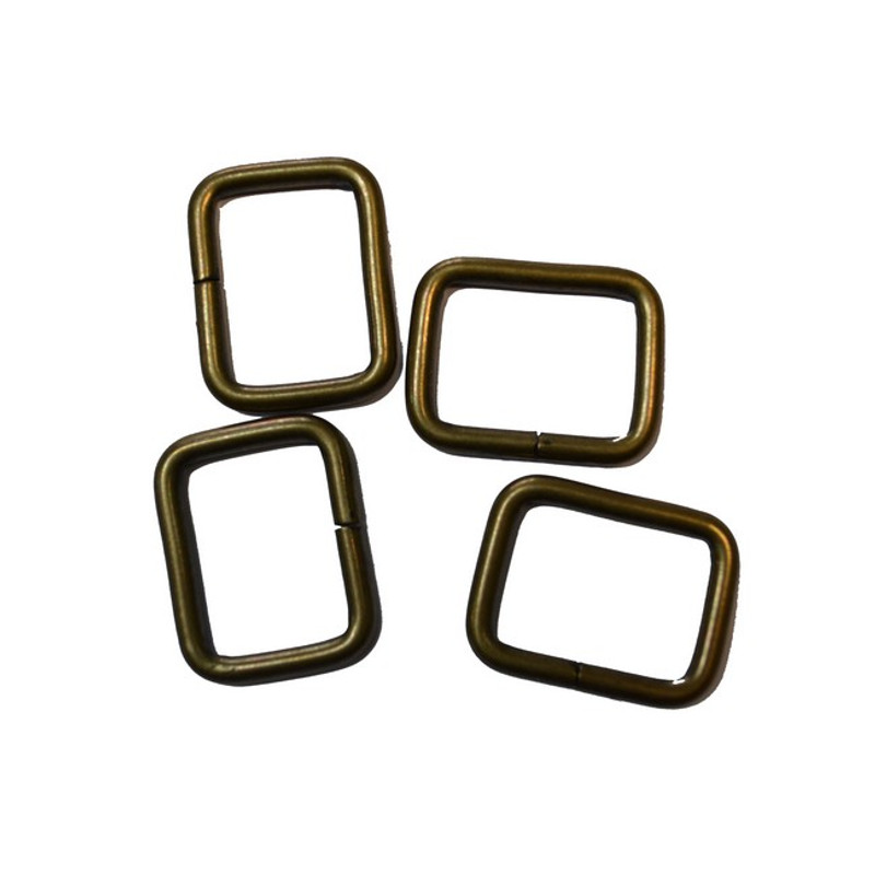 Rectangle Ring 4pk AK-5-28