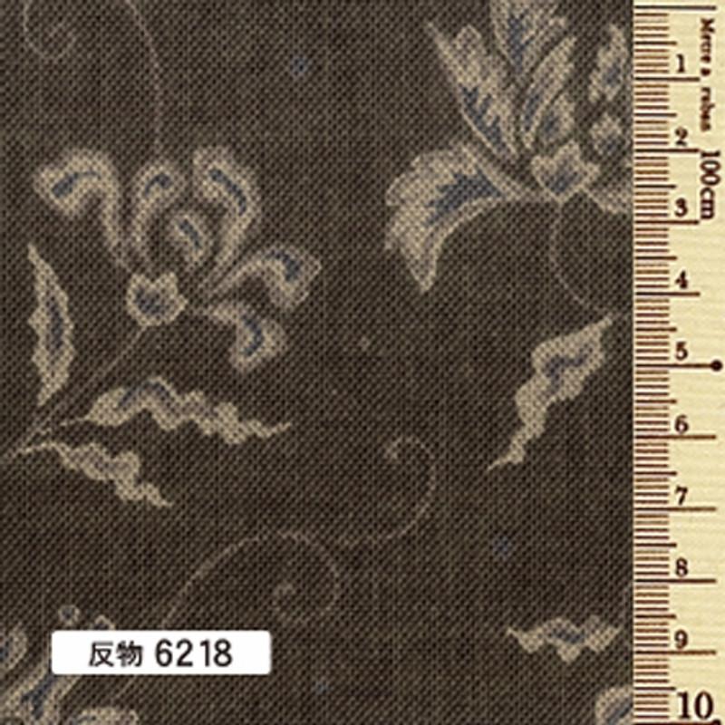Printed Cotton Fabric Sarasa SAR6218