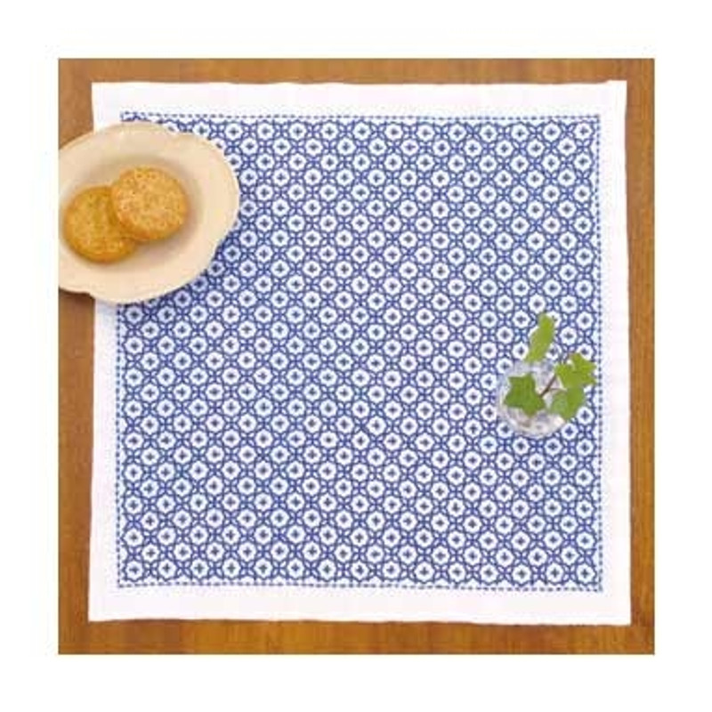 Sashiko Kit Linked Crosses SK-294