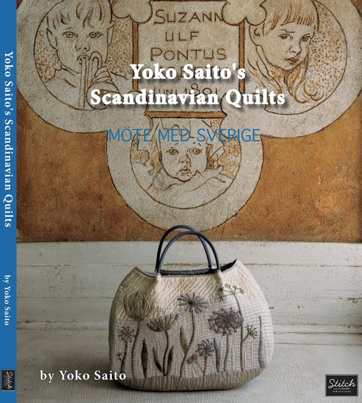 Scandinavian Quilts - Yoko Saito English Translation B-74602