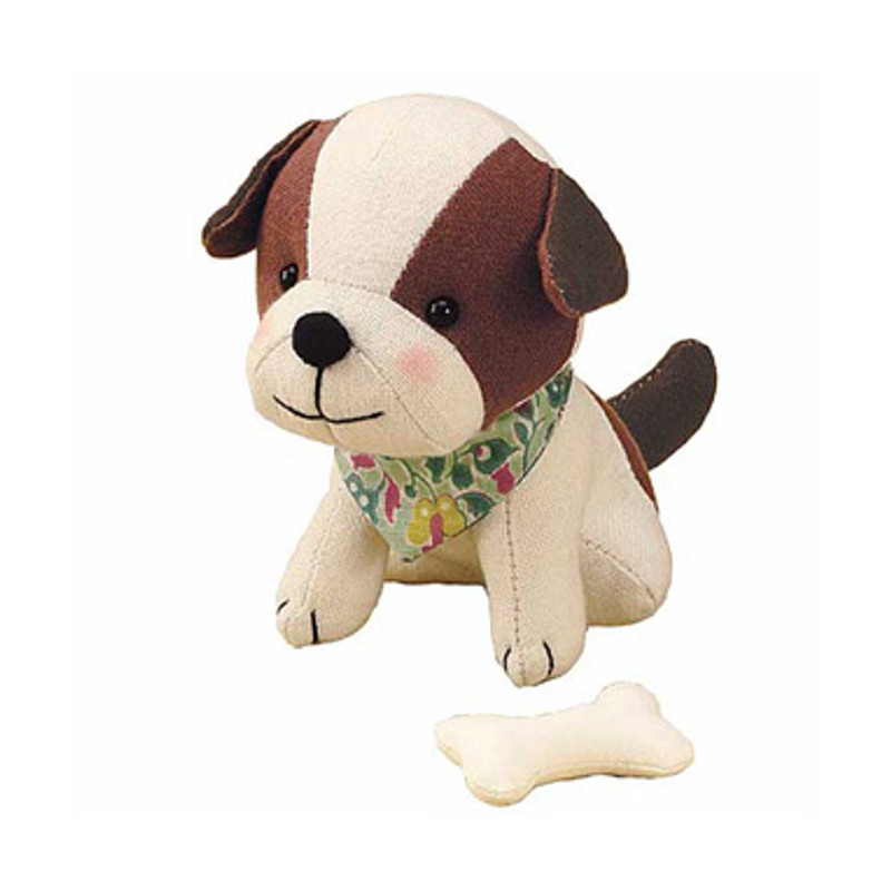Olympus Patchwork Kit Shih Tzu Animal Mascot PA-385