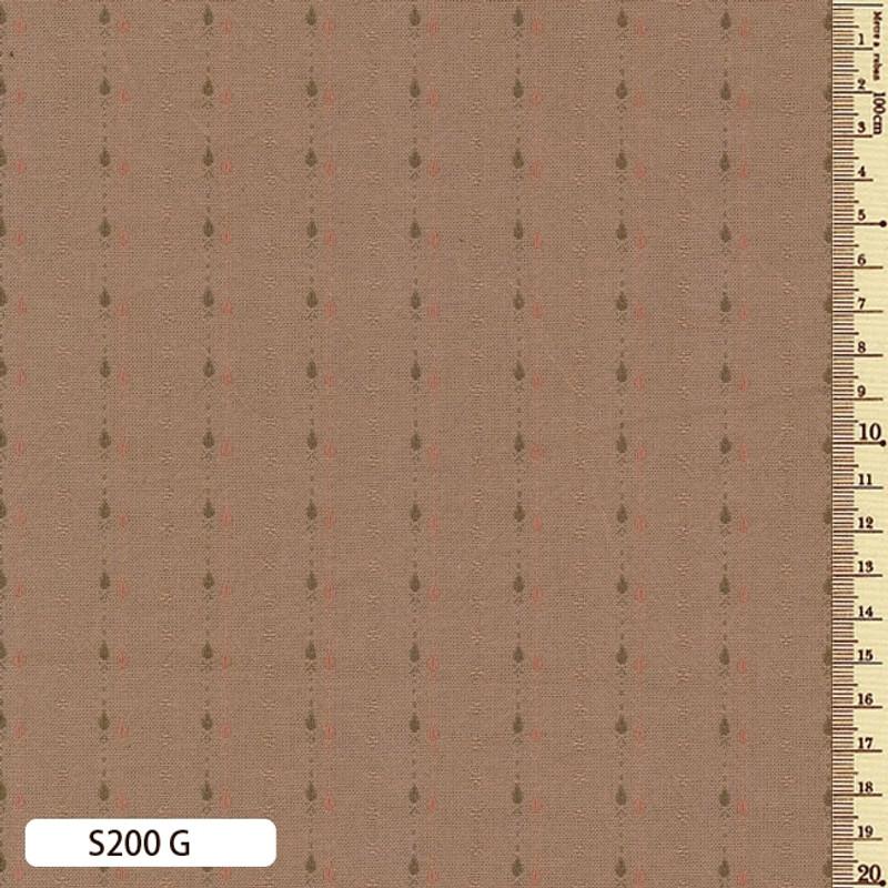 Sakizome Momen Fabric Shizuku G S200G