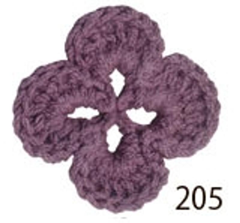 Sashiko Thread Souffle Thick Violet ST-205
