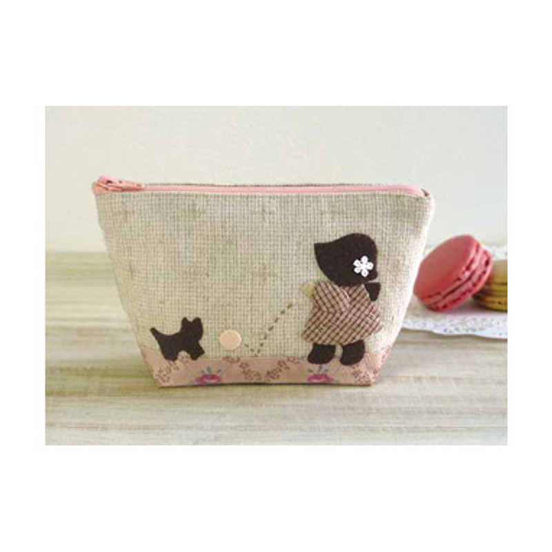 Olympus Patchwork Kit Sue Pouch (Kitten) PA-478