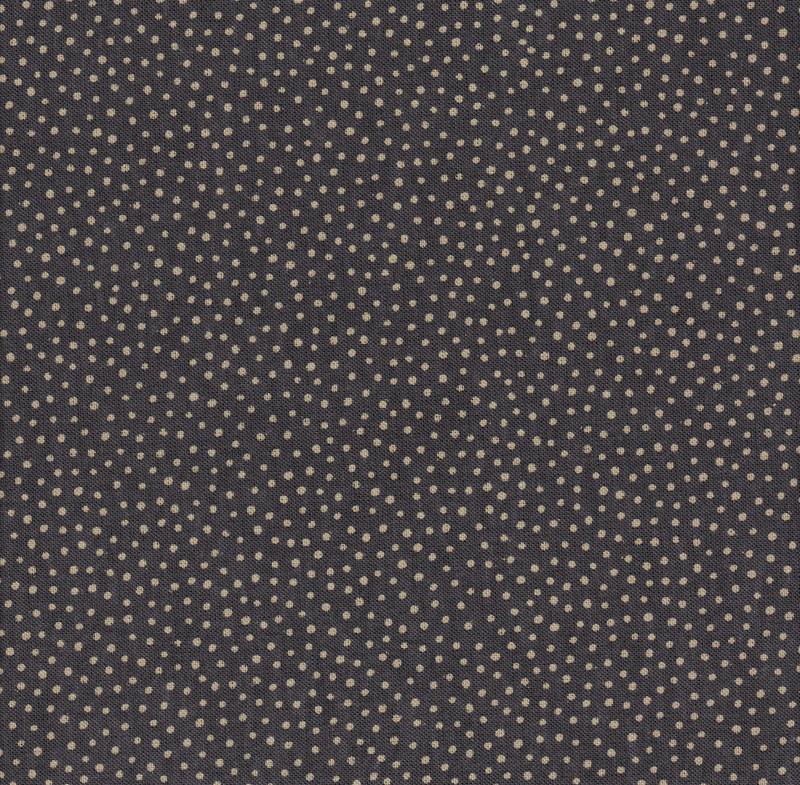 Takumi Printed Cotton Fabric Fabric Grey 14N-1G