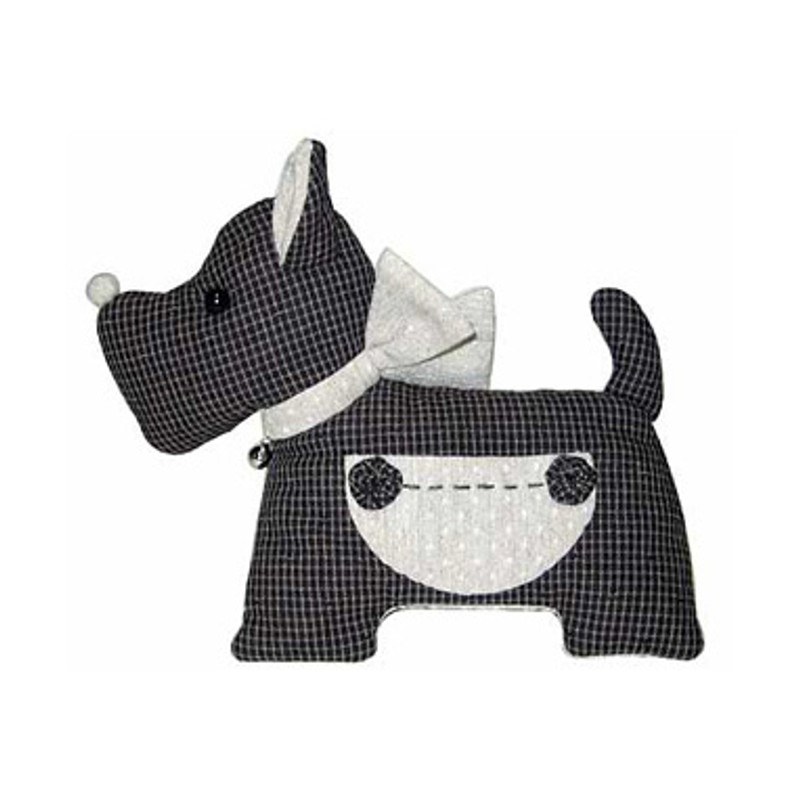 Olympus Patchwork Kit Terrier Pot Holder PA-401
