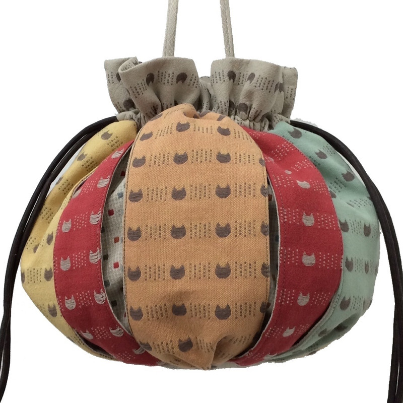 Purse String Bag Pattern KT-54