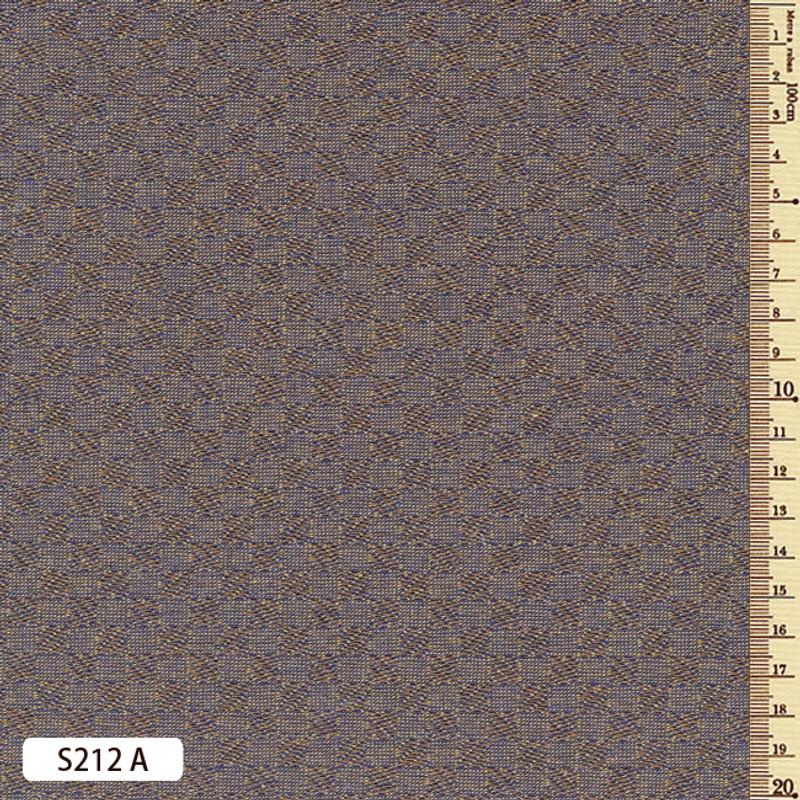 Sakizome Momen Fabric Square Check S212I