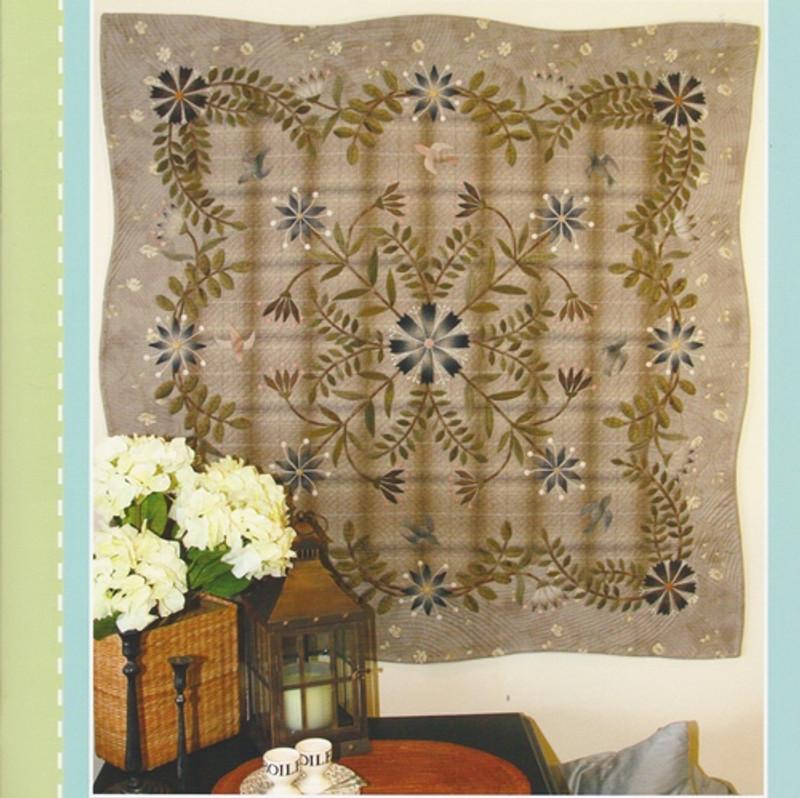 Floral Wonder Quilt Pattern PYS-974689
