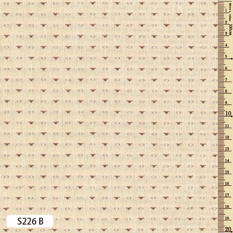 Sakizome Momen Fabric  S226B