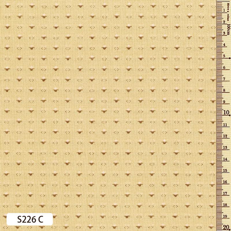 Sakizome Momen Fabric  S226C
