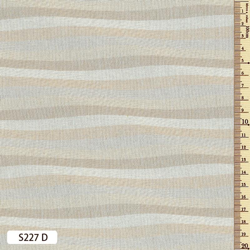 Sakizome Momen Fabric  S227D