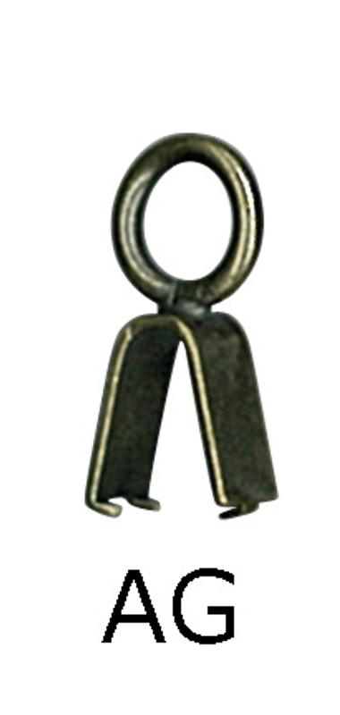 Koki Clips Metal Antique Gold Colour AK-10-5AG