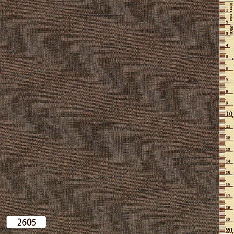 Tsumugi Cotton Fabric TS2-2605