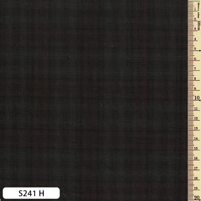 Sakizome Momen Fabric Checks S241H