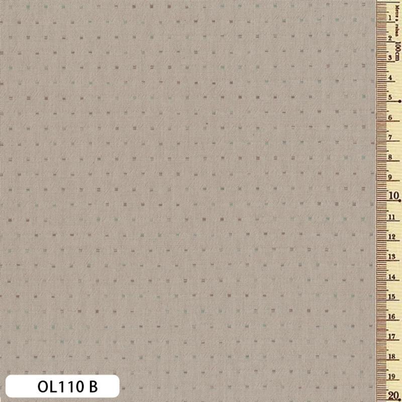 Sakizome Momen Fabric Spotty B OL110B