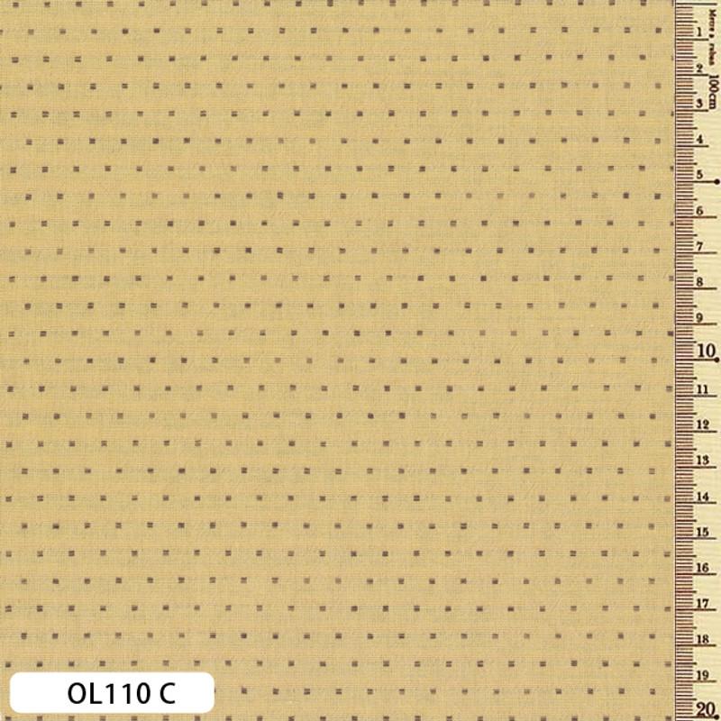 Sakizome Momen Fabric Spotty C OL110C