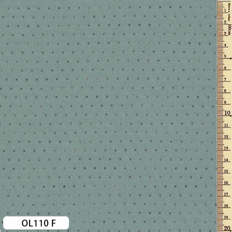 Sakizome Momen Fabric Spotty F OL110F