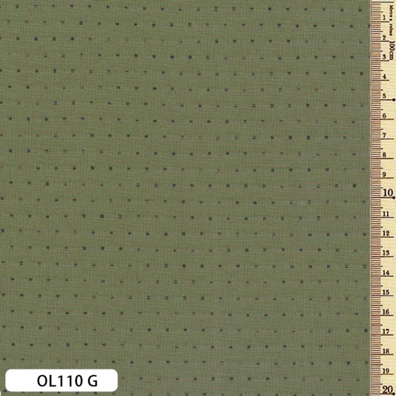 Sakizome Momen Fabric Spotty G OL110G