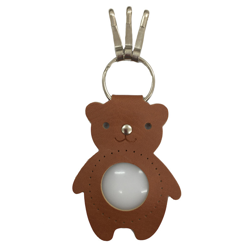 Teddy Keyring Brown BA-18S-7