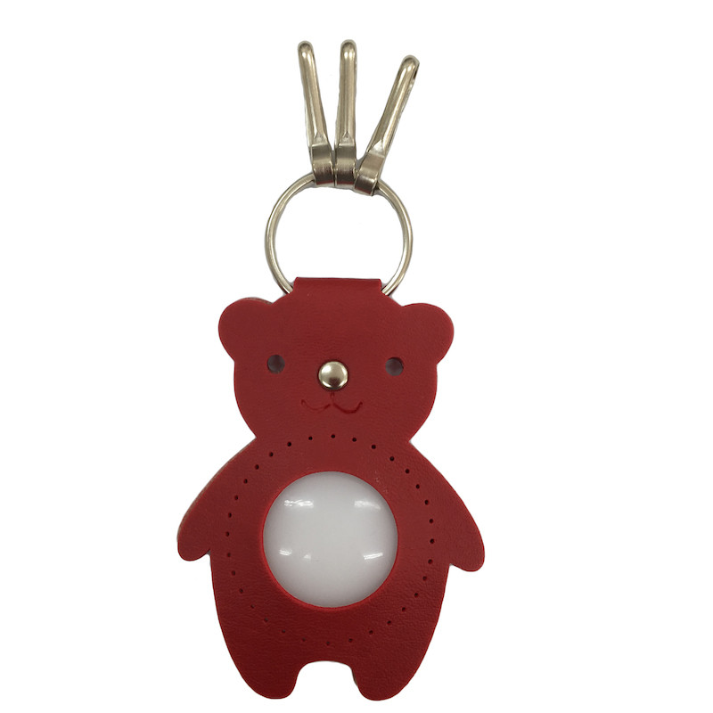 Teddy Keyring Red BA-18S-2
